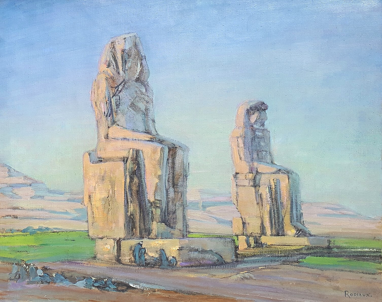 maurice rodieux sphinx