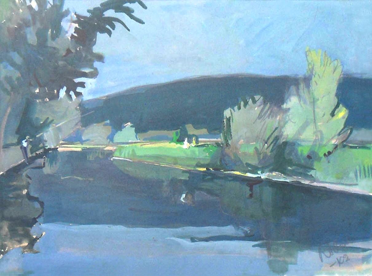 charles robert peintre neuch u00e2telois  1923